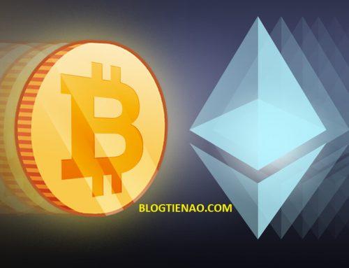 Bitcoin có thể mất 50% thị phần tiền điện tử vì Ethereum